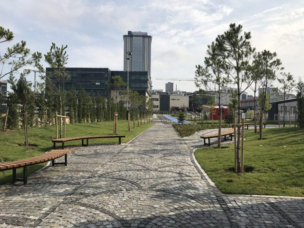 İBB Bağcılar Trafik Eğitim Parkı Açıldı