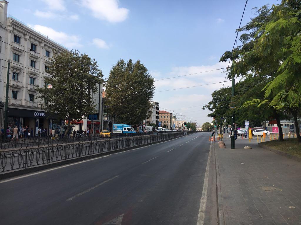 """Avrupa Hareketlilik Haftası Kapsamında """"Hava Kalitesi ve Gürültü Seviyesi Ölçümü"""" Yapıldı"""