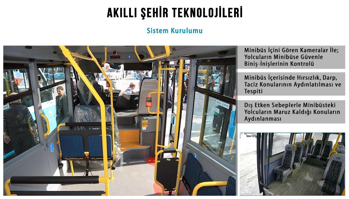 Toplu Ulaşımda Minibüs Takip Sistemi Devri