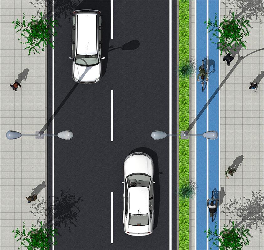 Bisiklet Yolları