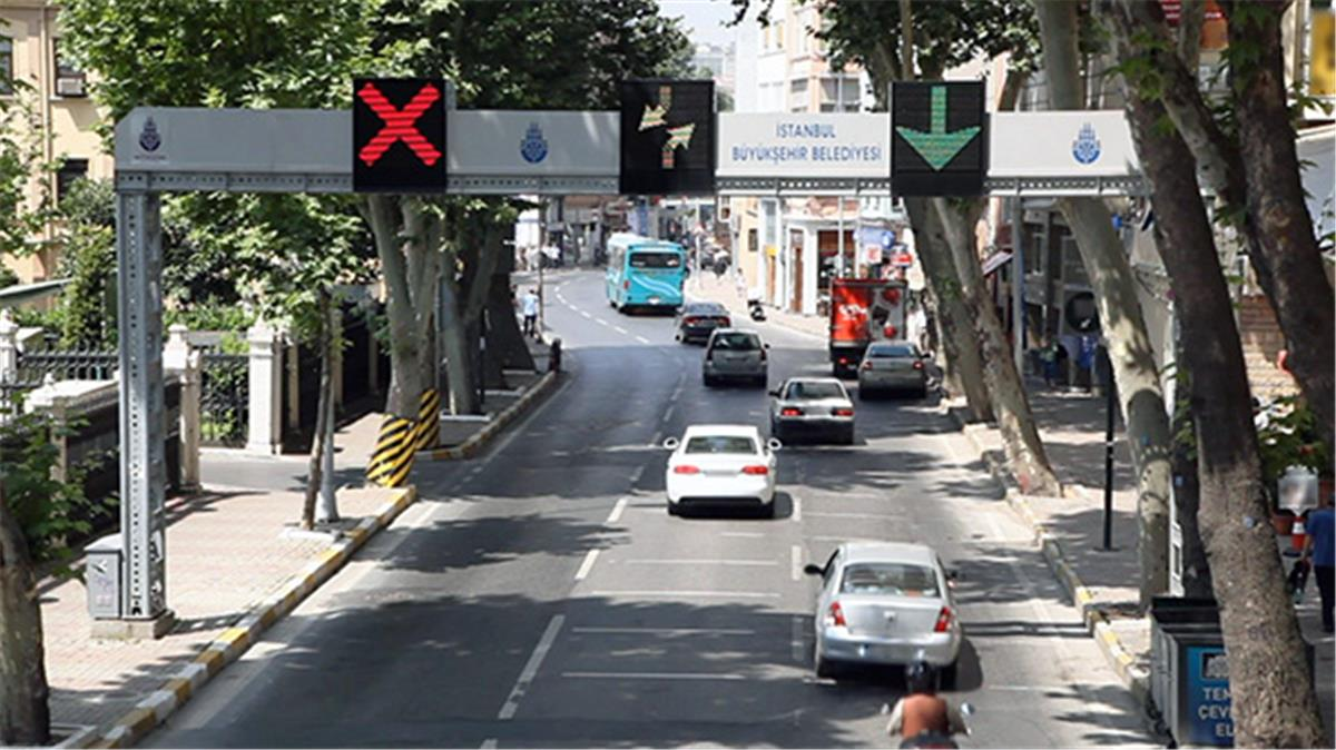 Değişken Trafik İşaretleri