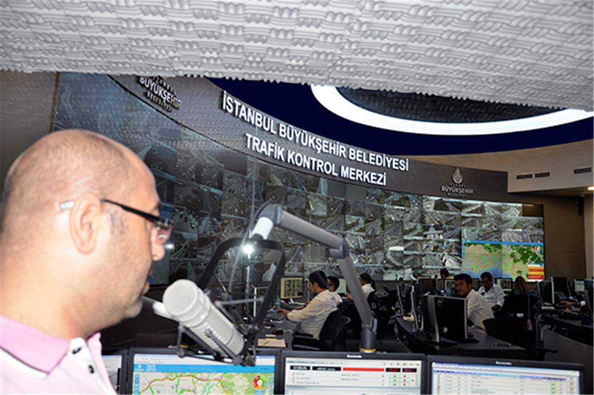 İBB Trafik Radyosu