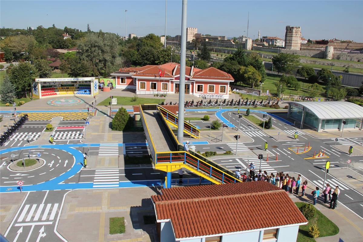 Trafik Eğitim Parkı