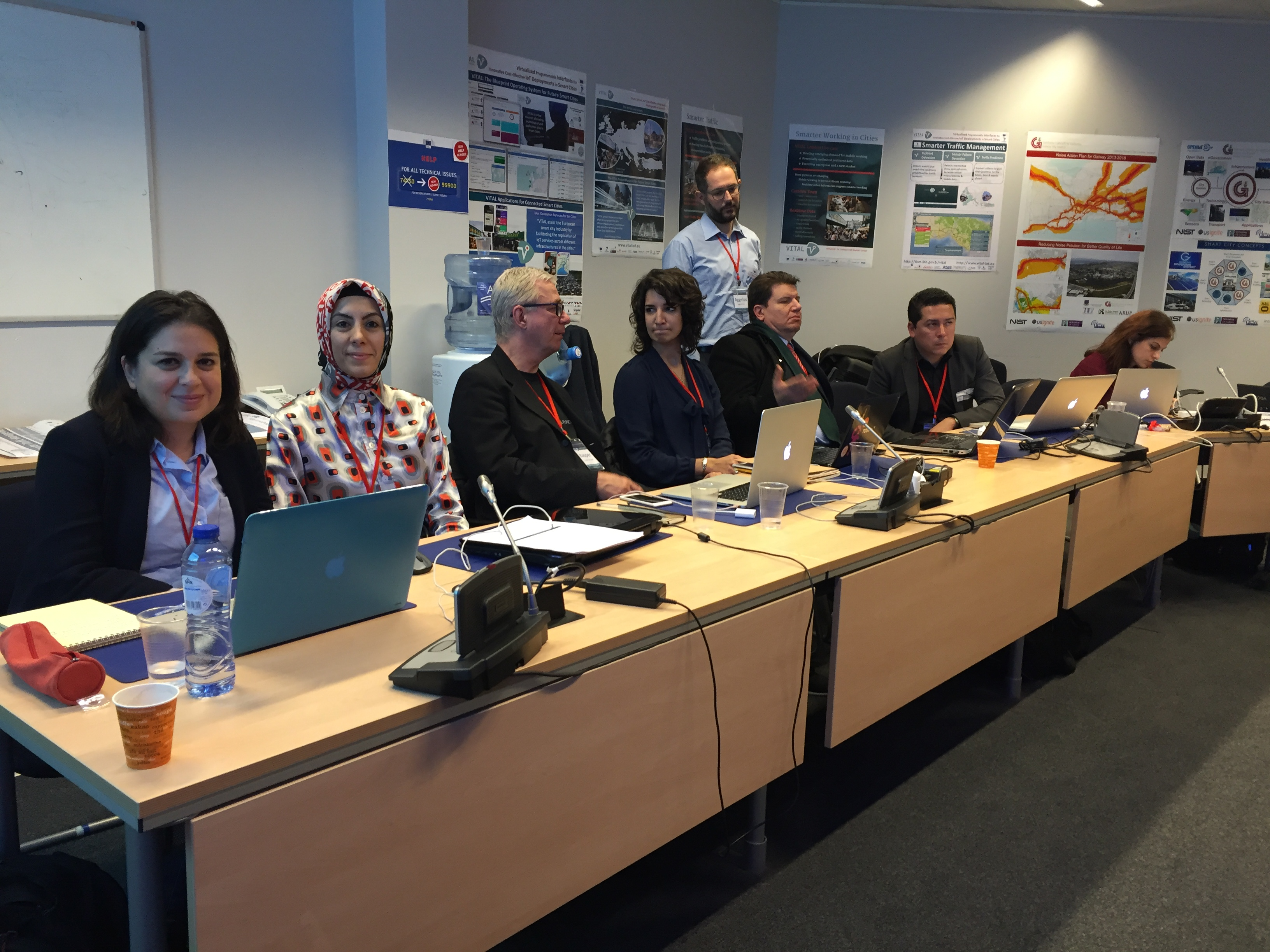 Vital Avrupa Birliği Projesi Final Değerlendirme Toplantısı